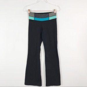 Lululemon Groove Reversible Yoga Legging Sz 6